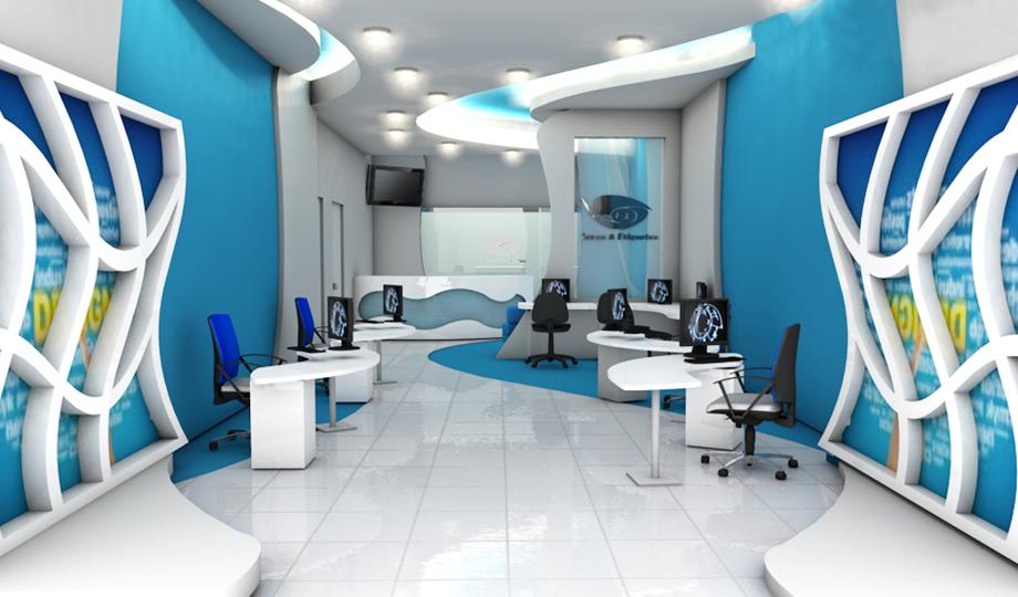 Conceptorojo for Empresa diseno de interiores